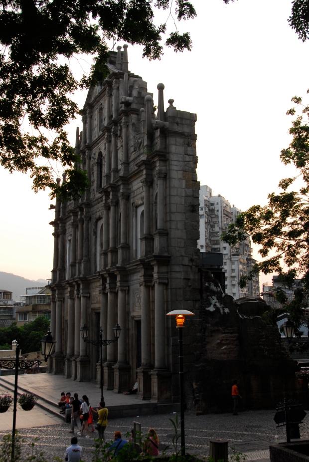 Macau, historical building