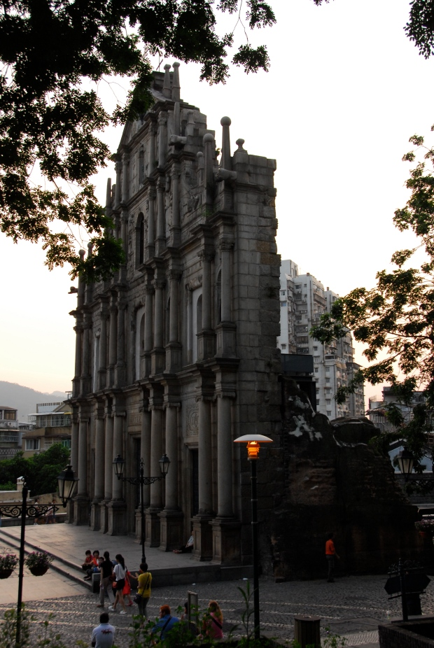 Macau, historical building